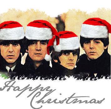 BeatlesChristmas-1