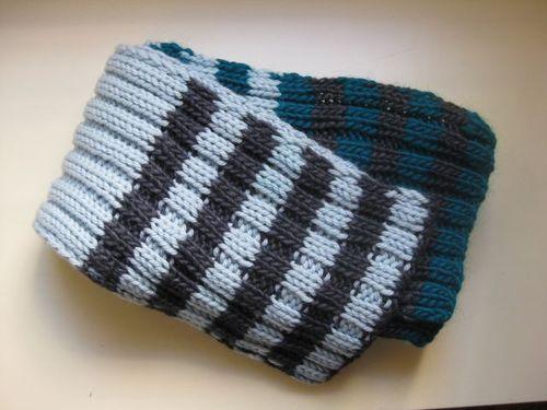 Chunky scarf2