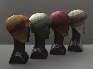 Driving caps delaunay