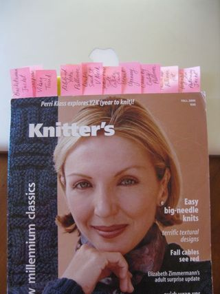 Knitters postits