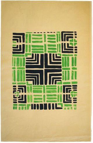 Delaunay gouache 1934
