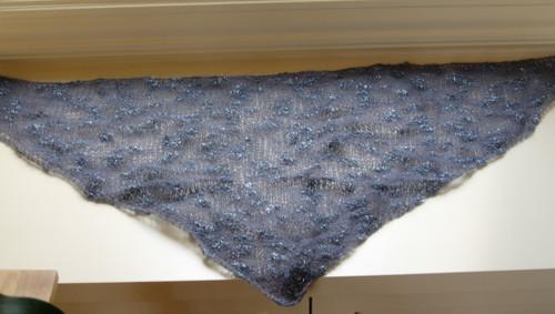 Gossamer scarf