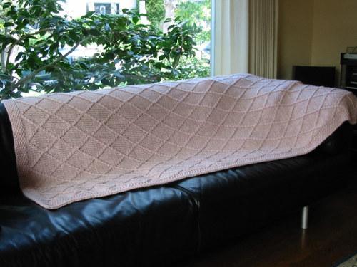 Woolease blanket