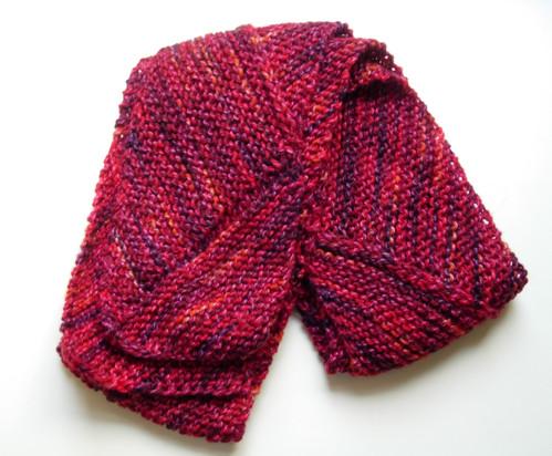 Multidirectional scarf