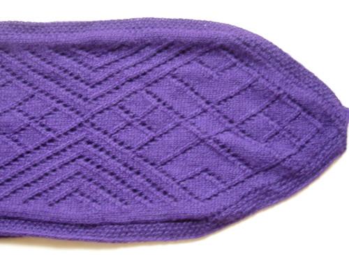 Faina's scarf