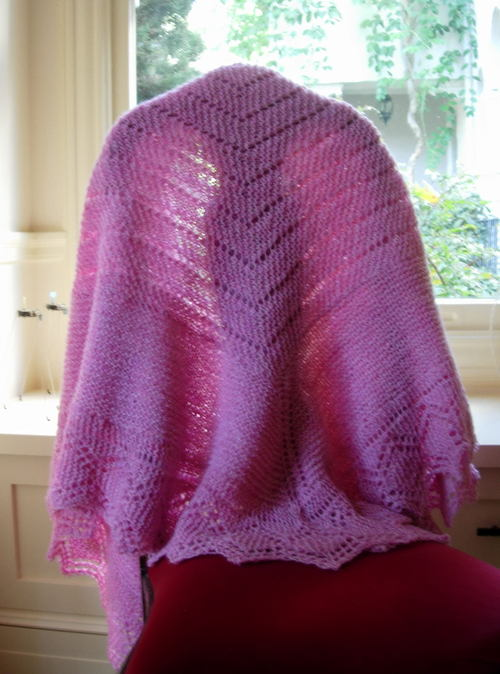 Stonington Shawl
