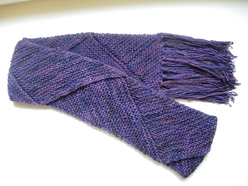 Multidirectional scarf