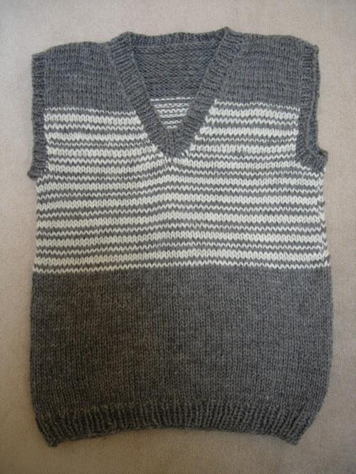 Eco Wool vest