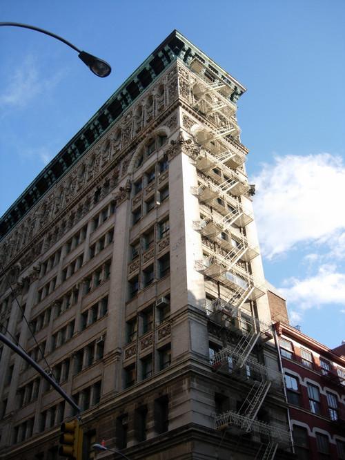 Soho building