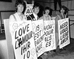 Beatlesallyouneedislove